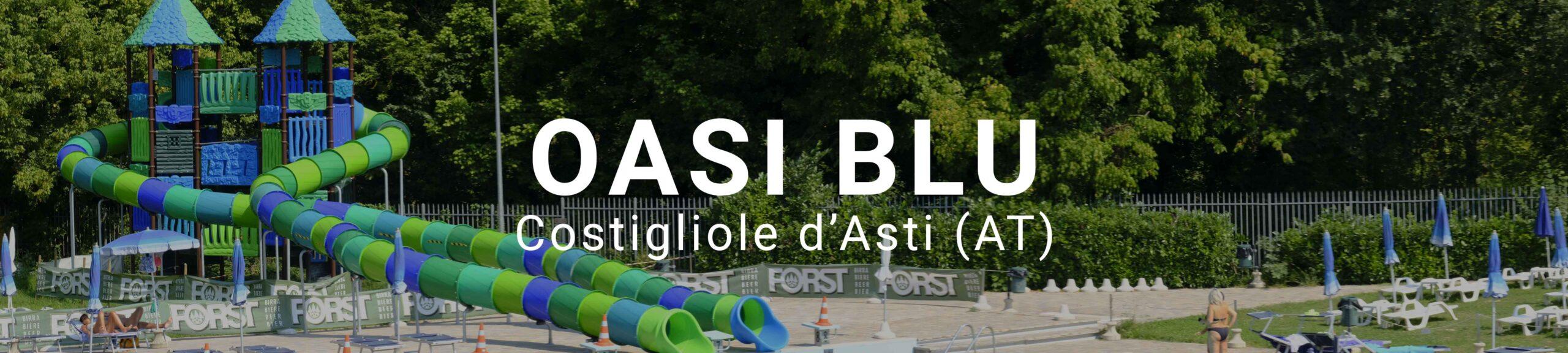 Oasi Blu Costigliole Piscina Asti